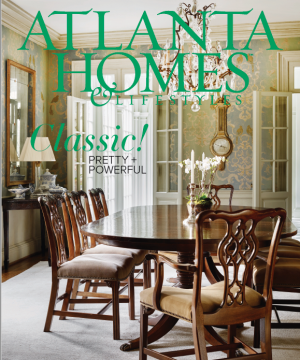 Atlanta Homes & Lifestyles' Cover -June, 2018 Issue
