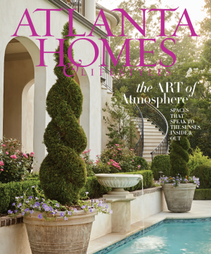 Atlanta Homes And Lifestyles Magazine Cover for March 2019 Issue